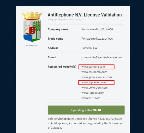 лицензия азино777