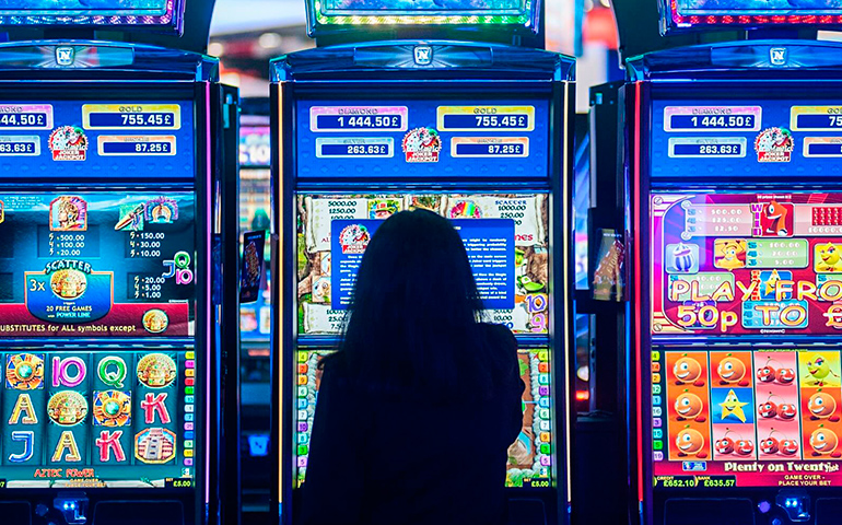 Игровые автоматы статья ук