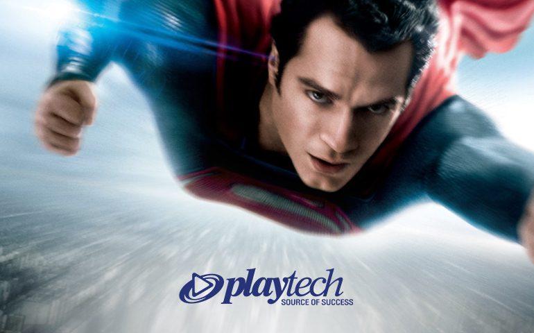 Playtech — игровые автоматы про супергероев